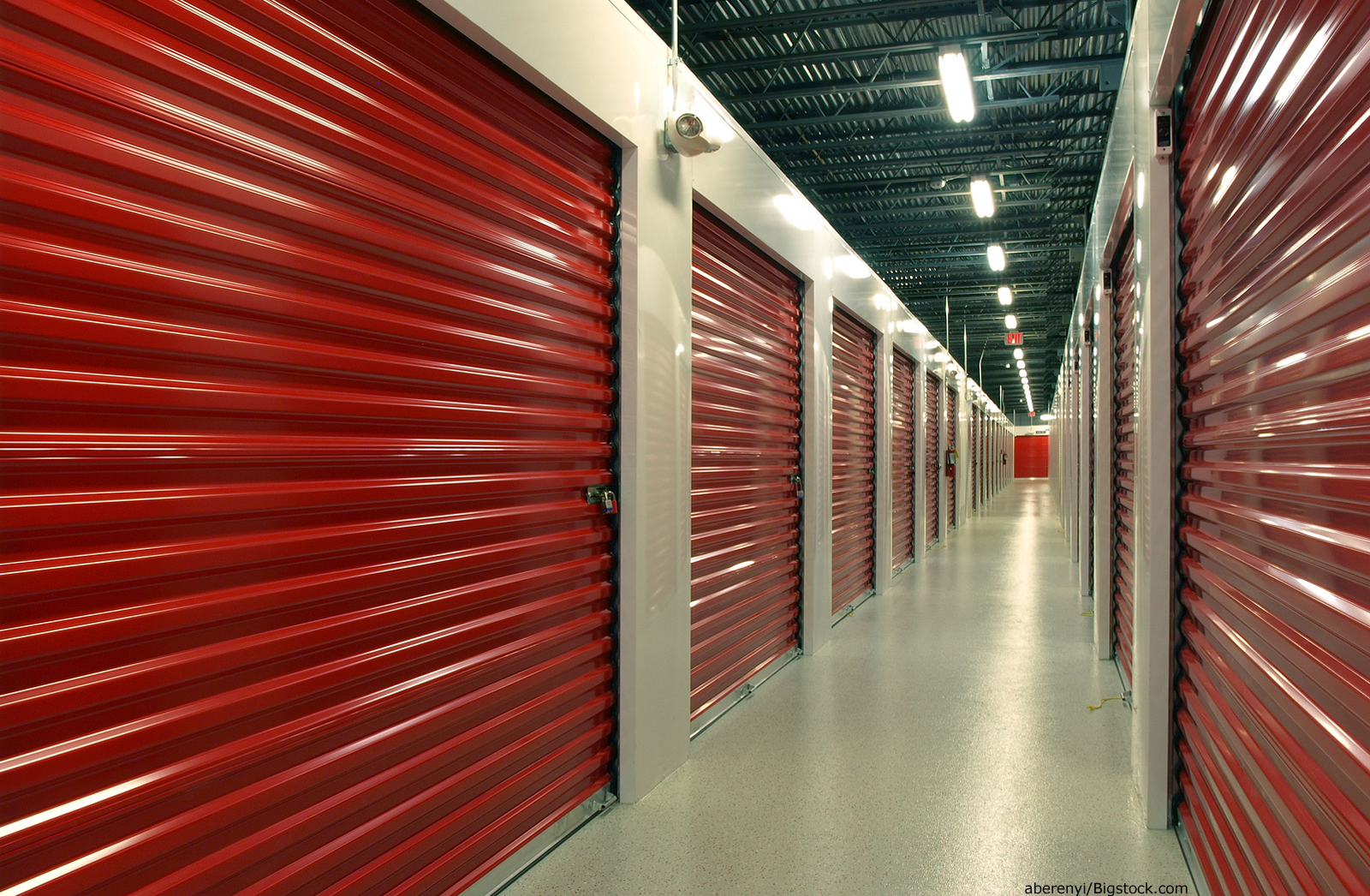 How Self-Storage Facilities Benefit from Commercial Security Systems