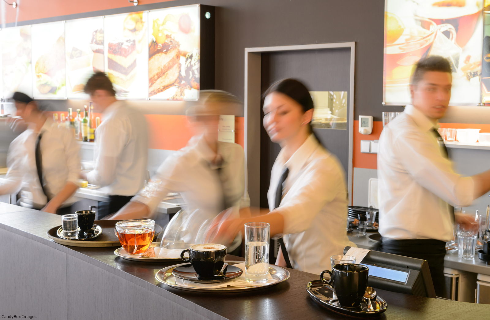 Commercial Security Systems Help Keep Busy Restaurant Managers Informed