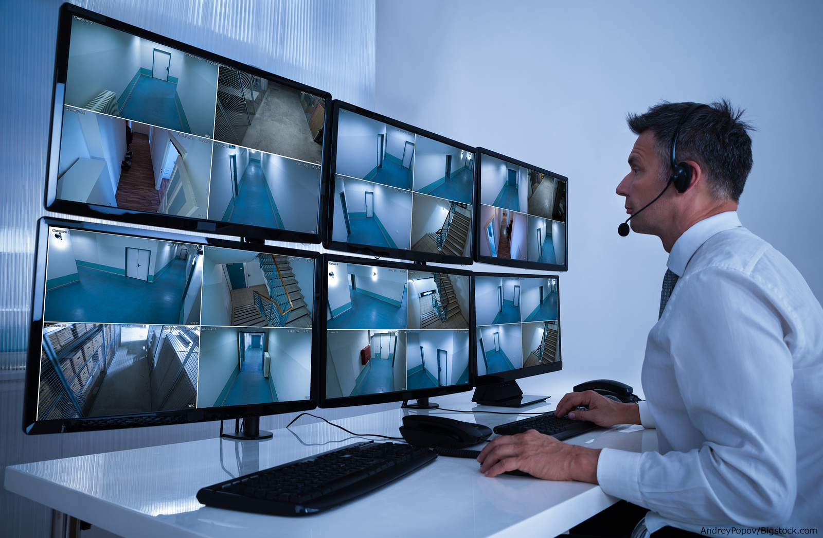 Are 1080p or 4K Security Cameras Best for Business Security Systems in Kansas City?