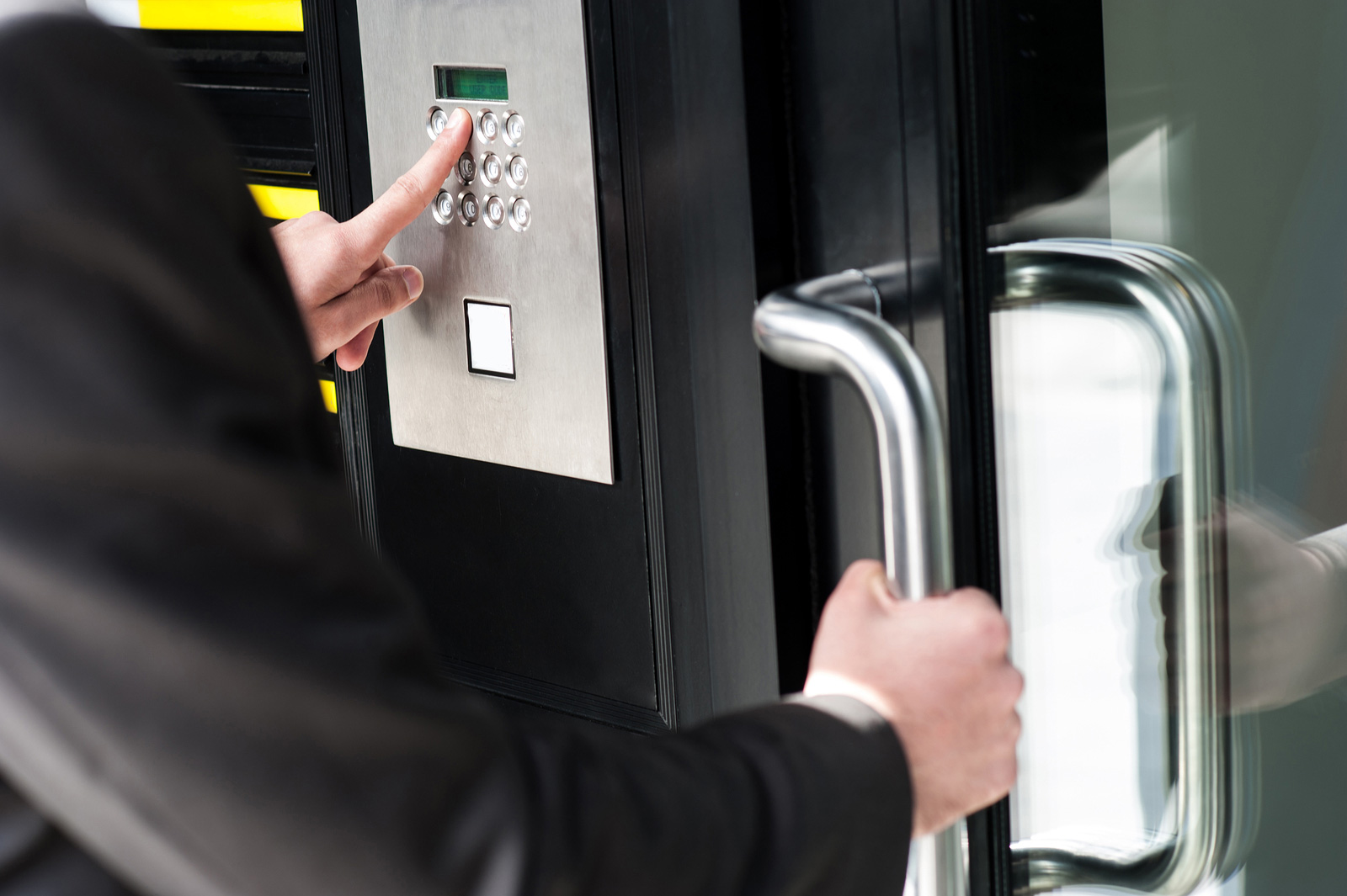 Why Good Commercial Security Requires Separate Access Codes for all Employees