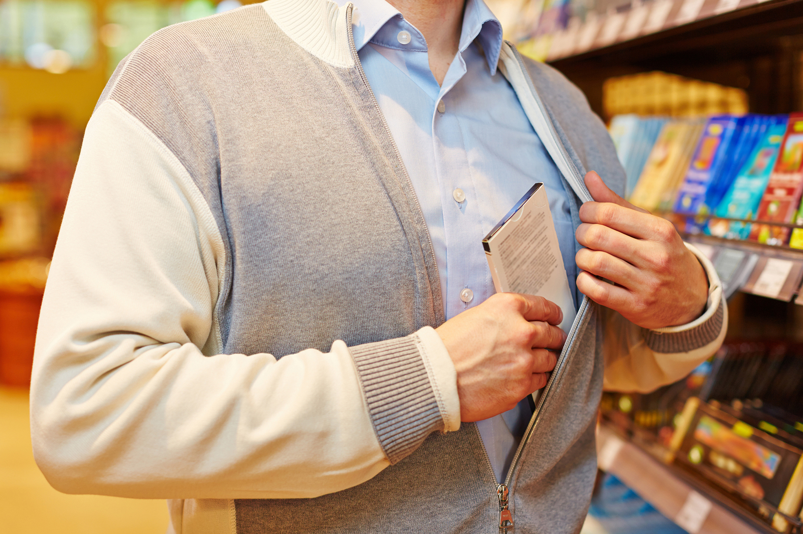 Steps to Help Prevent Employee Theft in Retail