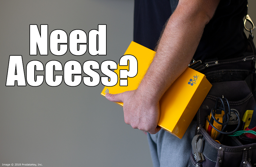Access Control Anywhere You Need It, Even if it's One Door at a Time!