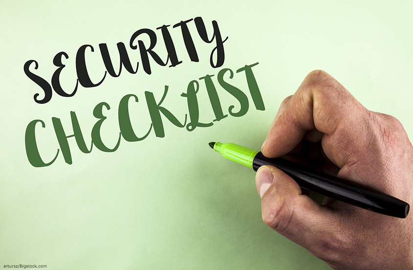 A Business and Commercial Security Checklist for Greater Theft Deterrence